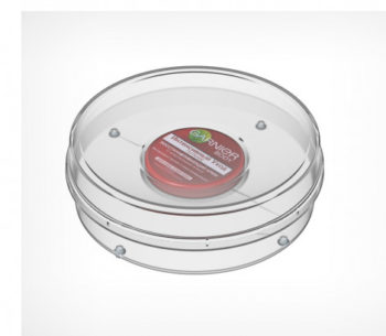 Увеличенная круглая монетница RONDA-XL