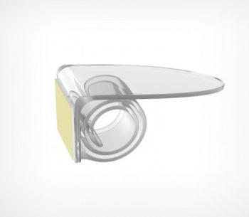 Пластиковый держатель-улитка COIL-T