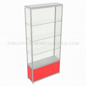 Витрина ПВ-1/90 из алюминиевого профиля