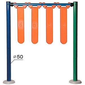 Ворота для тележек