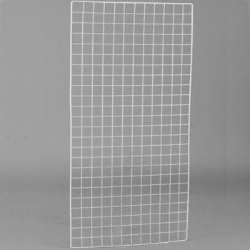 Решетка белая 180х80