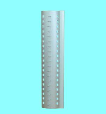 Пластик лист под очки 1200х185 мм